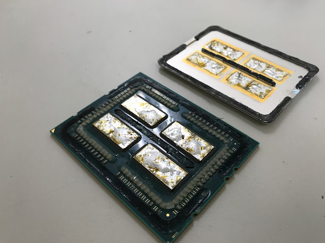Delided Threadripper CPU Shows No Sign Of Poor Quality TIM - It's Soldered! 7