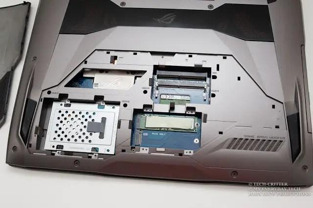ASUS ROG G752VS Gaming Notebook Review 94