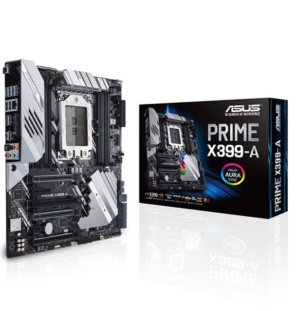 ASUS Introduces New ROG and Prime X399 Motherboards 9