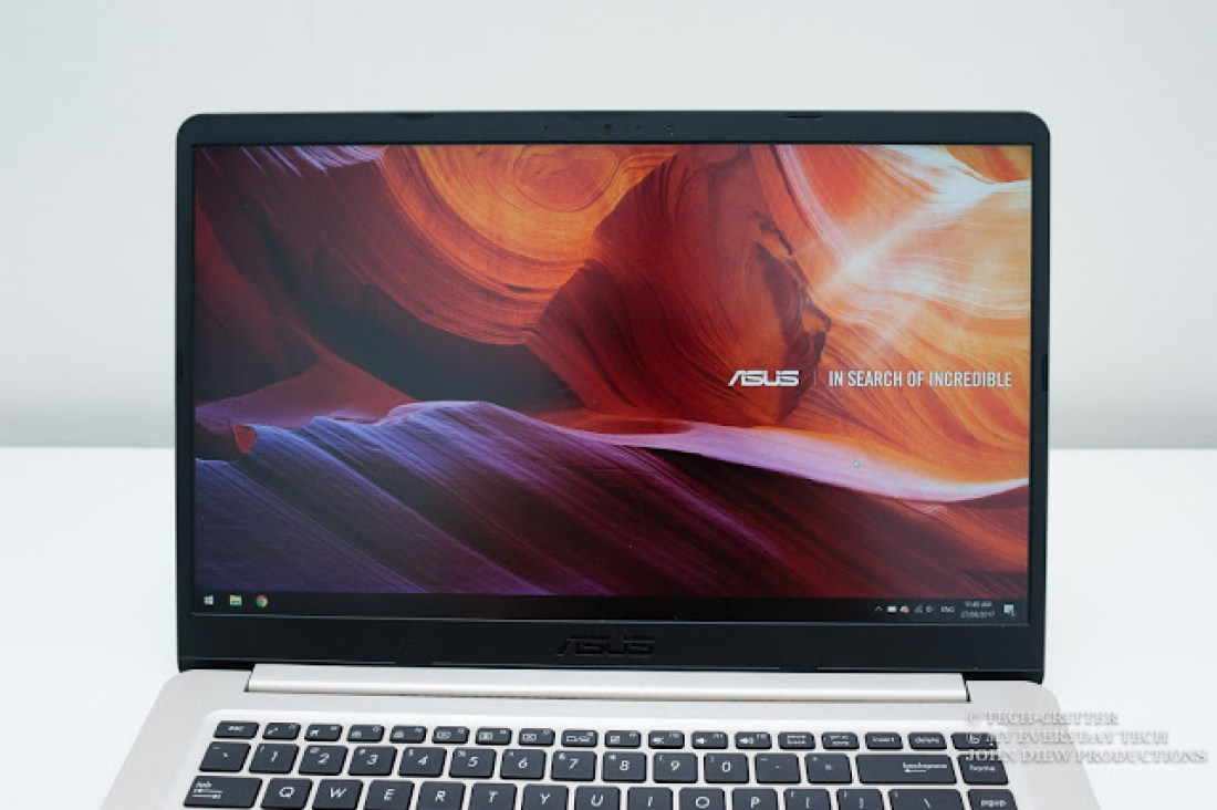 ASUS VivoBook S15 (S510U) Review: Portable 15-incher on Budget 8