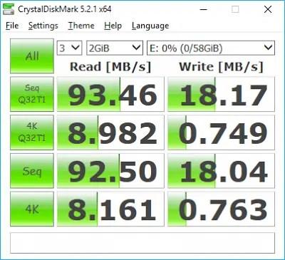 Kingston Gold microSD UHS-I Class 3 (U3) 64 GB Review 3