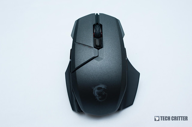 MSI Clutch GM70 Gaming Mouse Review 14