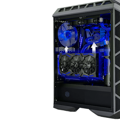 Cooler Master Announces The Availability of MasterCase H500P in Malaysia at RM 639 15