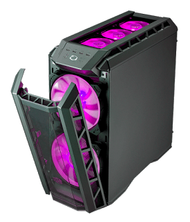 Cooler Master Announces The Availability of MasterCase H500P in Malaysia at RM 639 3
