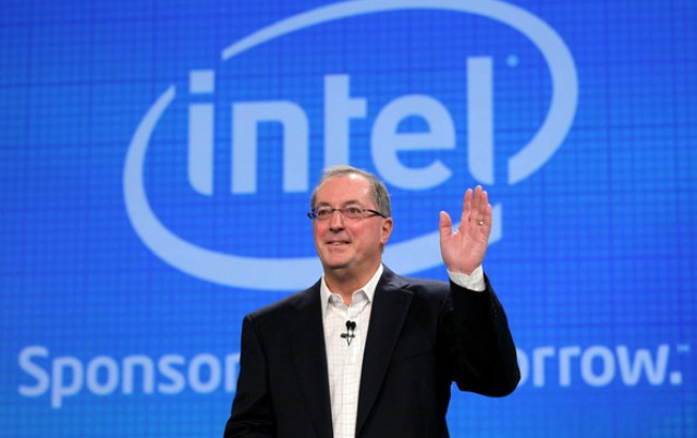 Former Intel CEO Paul Otellini Passed Away At 66 5