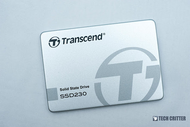 Transcend StoreJet 25CK3 Enclosure Kit Review 2