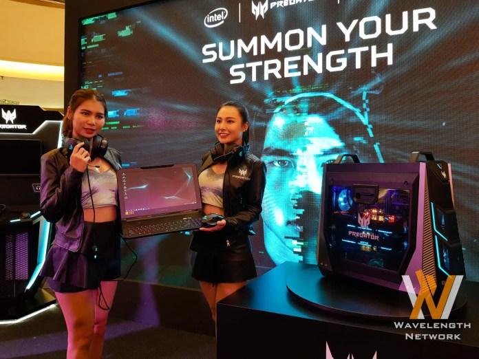 acer malaysia unveils the predator triton 700  new monitors and peripherals