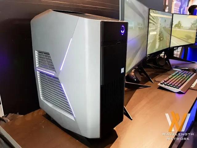 Alienware Unveils New Gaming Desktop, Monitors and Peripherals 11