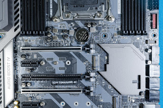 Unboxing & Overview: MSI X299 Tomahawk AC 20