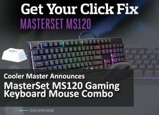 MasterSet MS120