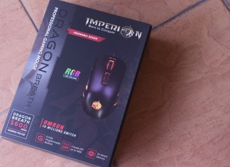 Imperion Dragon Breath S600