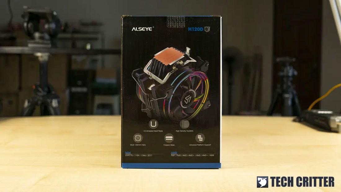 ALSEYE H120D CPU Cooler_3
