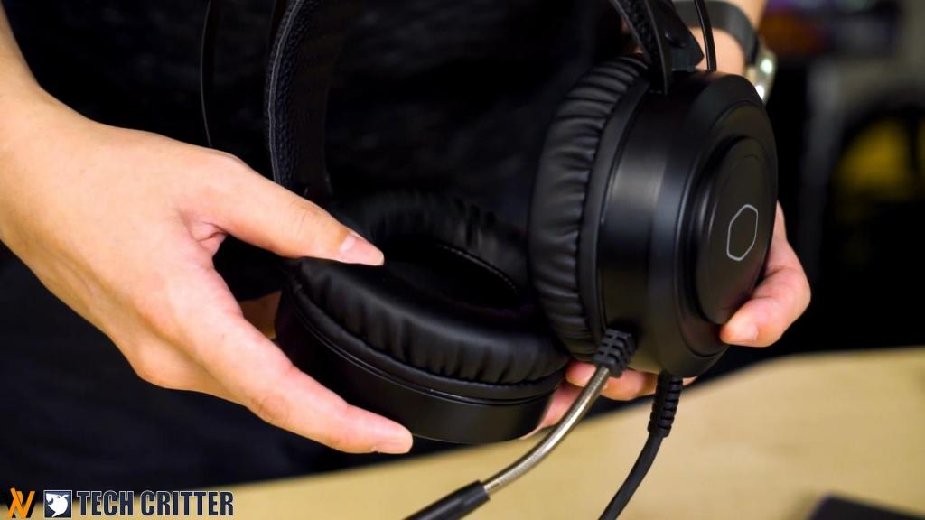 Review - Cooler Master CH321 Gaming Headphone 3