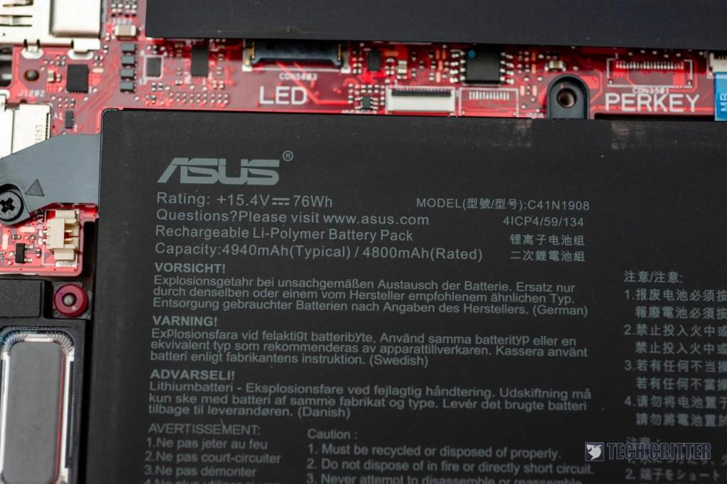 "Review - ASUS ROG Zephyrus G14 GA401IV (R9-4900HS   RTX 2060   16GB DDR4-3200   1TB NVMe SSD   14"" FHD IPS 120Hz) 28"