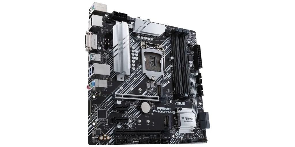 ASUS Prime Z490M Plus