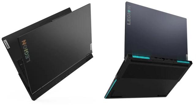 Lenovo Legion 5i and 7i RTX SUPER