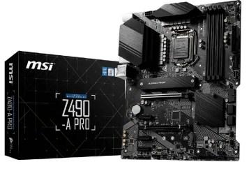 MSI-Z490-A-PRO