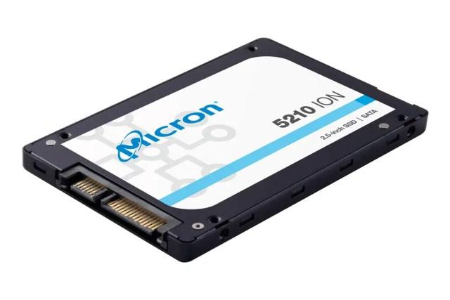 Micron 5210 SATA SSD