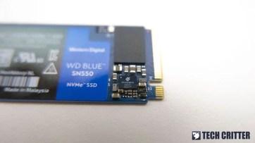WD Blue SN550 1TB 9