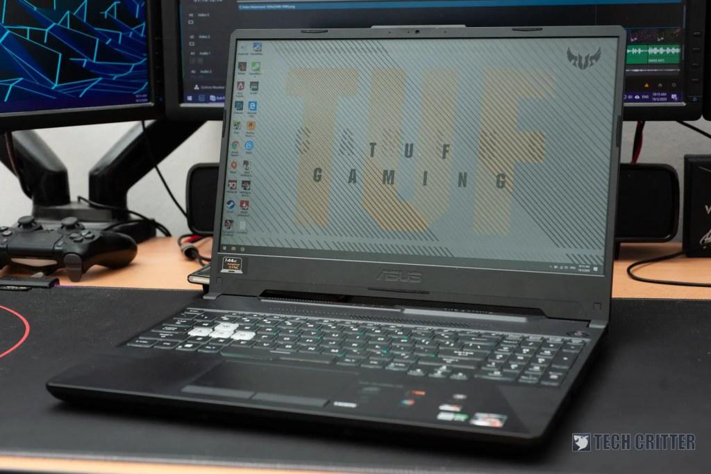 ASUS TUF Gaming A15 00001