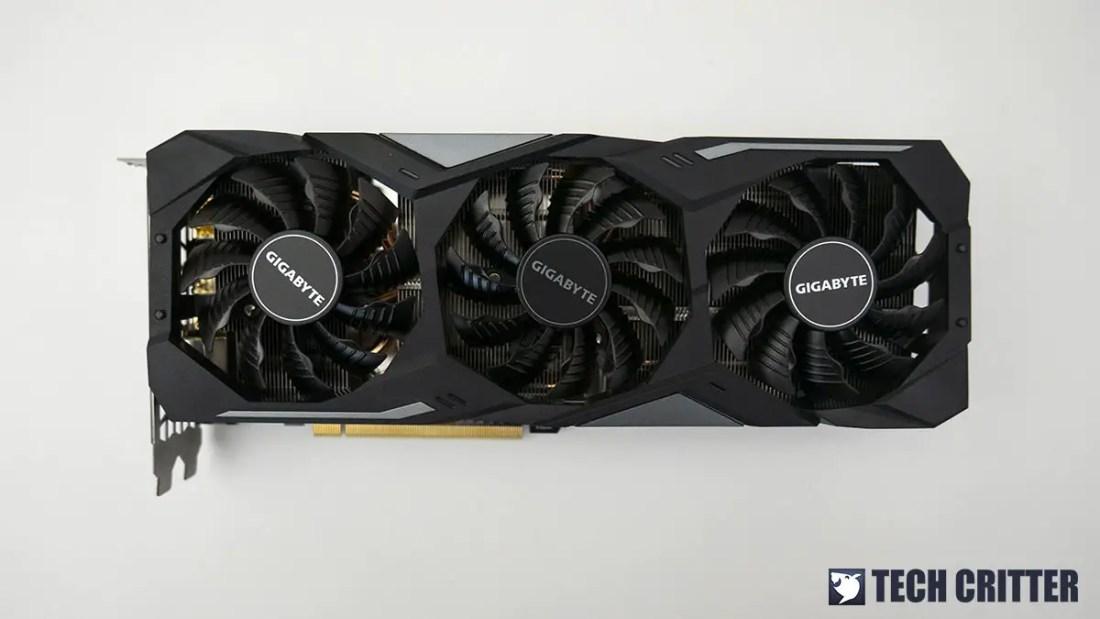 Gigabyte GeForce RTX 2070 SUPER Gaming OC 8G 4