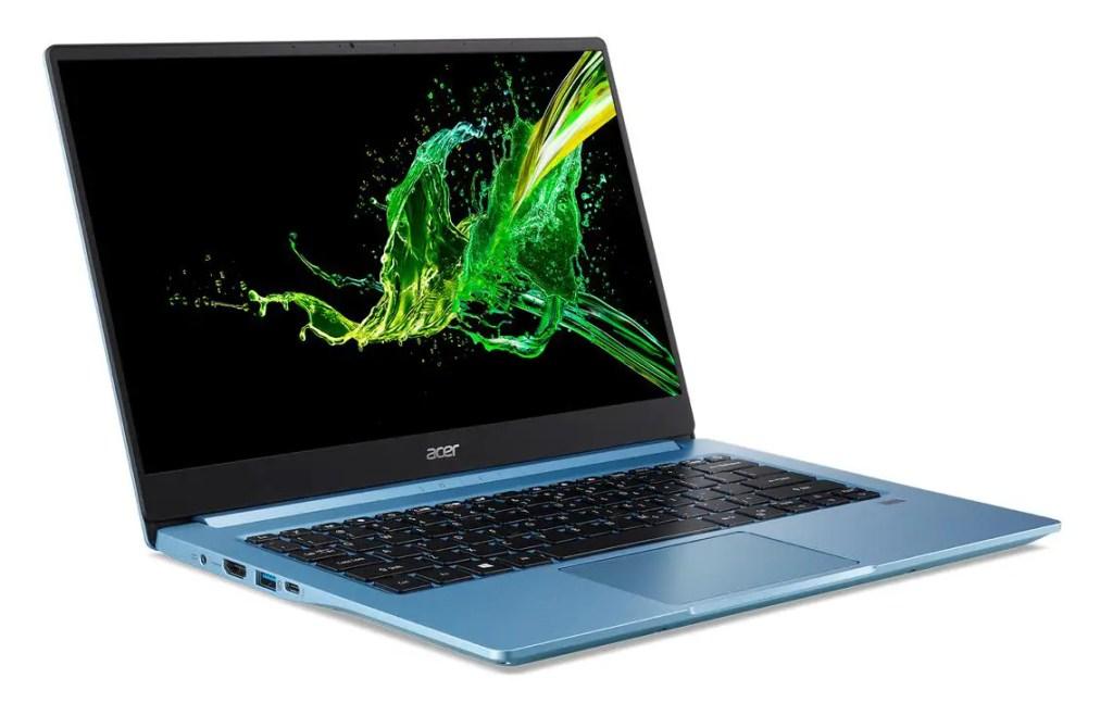 Intel Acer Swift 3 SF314 57 wp Blue 02