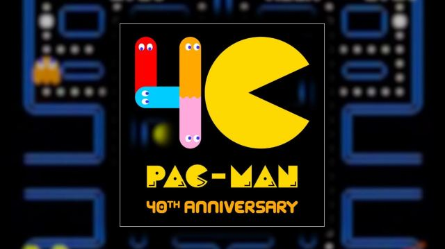 Pac Man 40th Anniversary NVIDIA GameGAN Bandai Namco