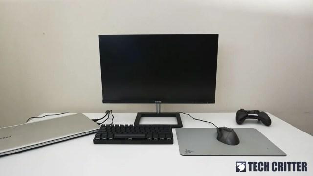Philips 241E1D Frameless IPS Monitor 25