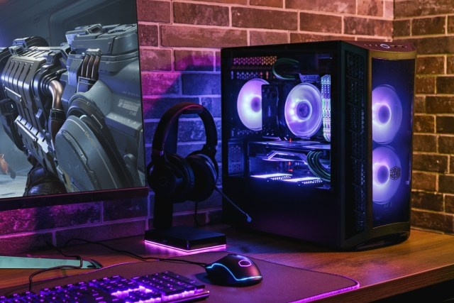 Cooler Master MasterBox MB320L ARGB Featured