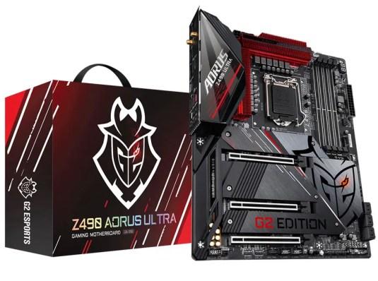 Gigabyte Z490 AORUS Ultra G2 2