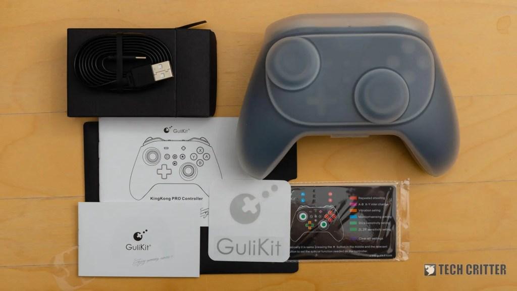 GuliKit Smart Kingkong Pro Controller 4