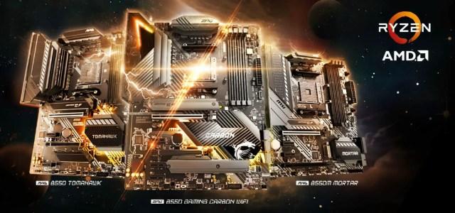 MSI BIOS Update AMD Ryzen 3000XT XT Series Processors 2