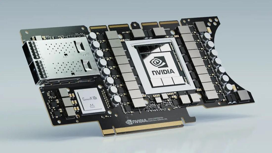 NVIDIA EGX A100 Ampere Datacenter GPU