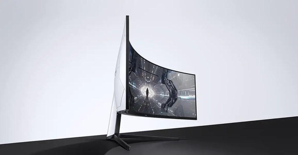 The Samsung Odyssey G9