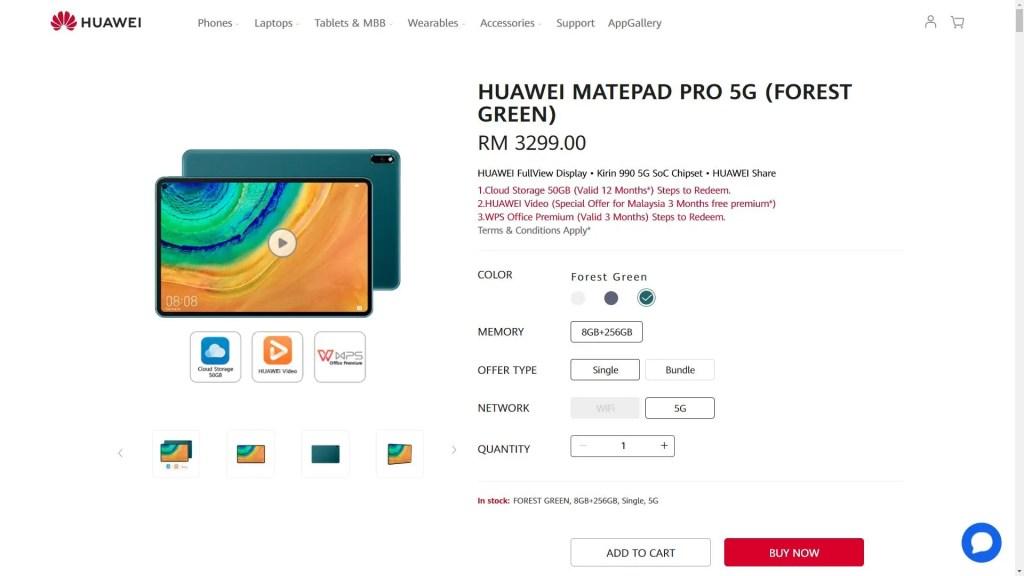 HUAWEI MatePad Pro 3