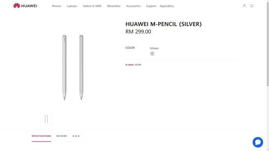 HUAWEI MatePad Pro 5