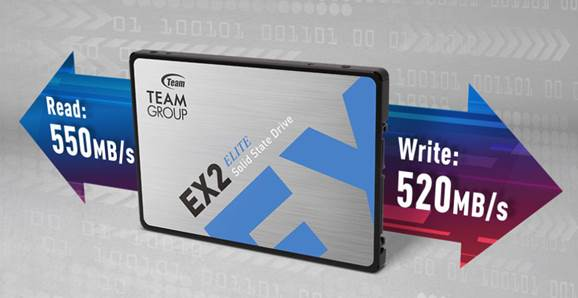 TEAMGROUP EX SSD
