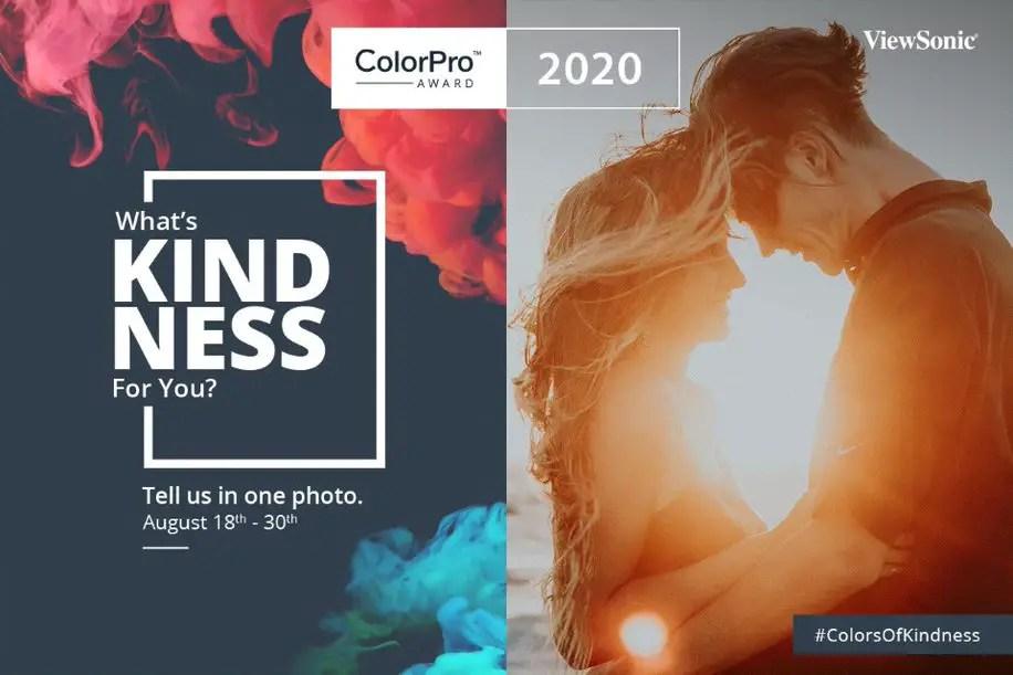 ViewSonic ColorPro Award by ViewSonic
