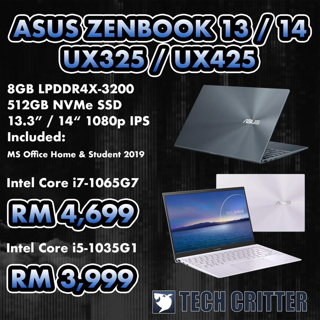 ASUS ZenBook 13 14