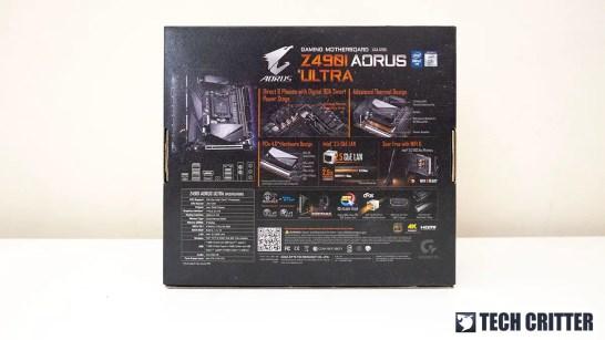 Gigabyte Z490i AORUS Ultra 2