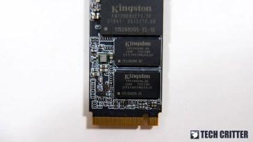 Kingston KC2500 NVMe SSD 5