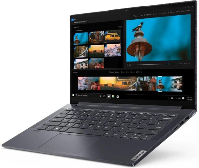 Lenovo Yoga Slim 7i Right
