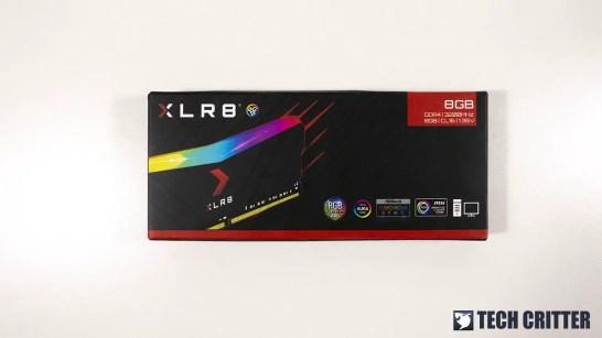 XLR8 DDR4 3200MHz