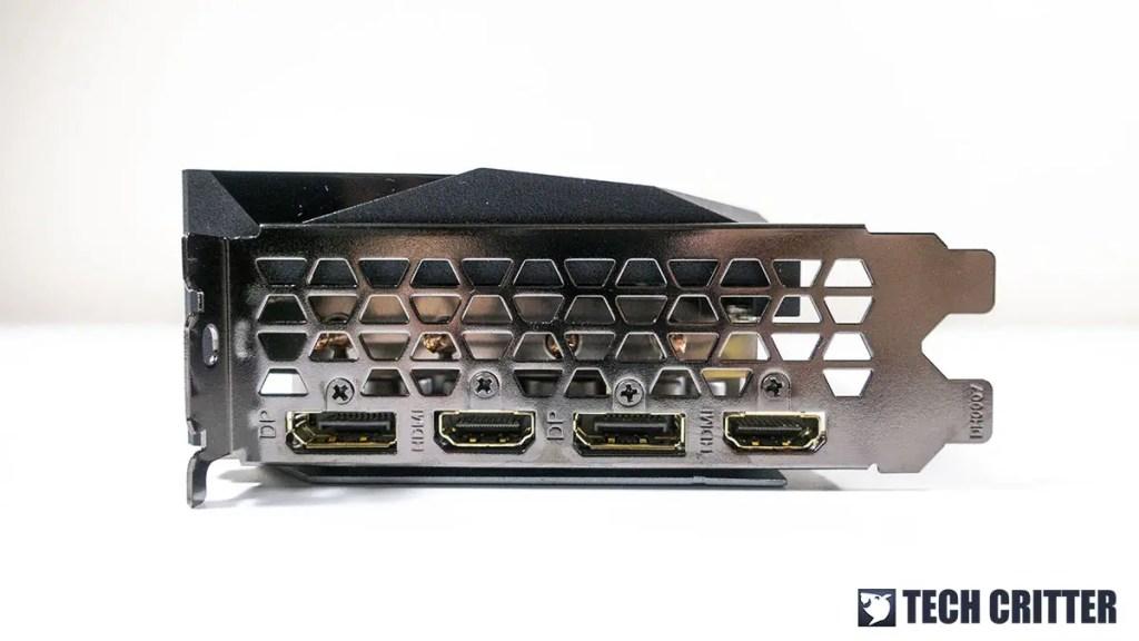 Gigabyte GeForce RTX 3070 Gaming OC 8G 18
