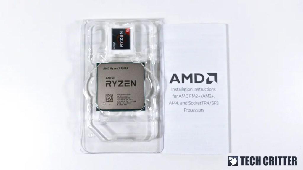 AMD Ryzen 9 5900X 3