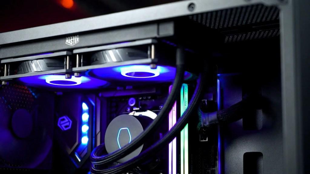 Cooler Master MasterBox K501L RGB 13