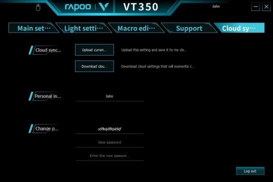 RAPOO VT350 09