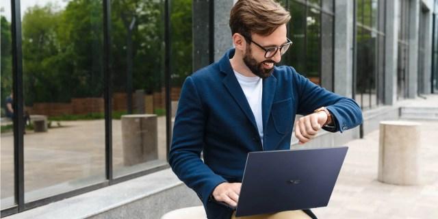 ASUS Business PC Laptop CES 2021