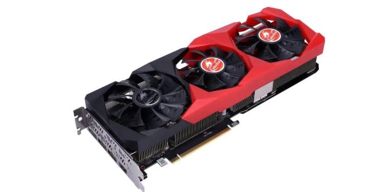COLORFUL GeForce RTX 3060 NB 12G V