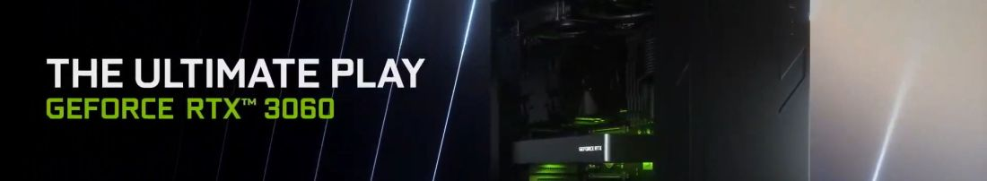 NVIDIA GeForce RTX 3060 Featured